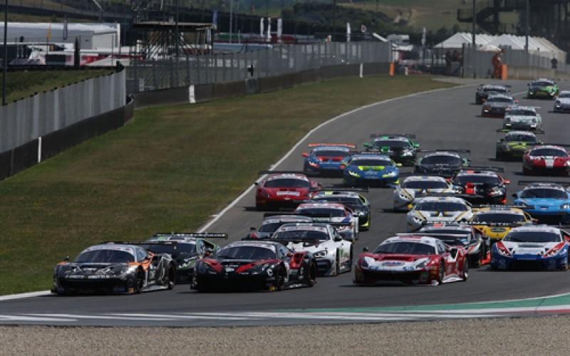 Ecco l'edizione 2018 del Campionato Italiano Gran Turismo