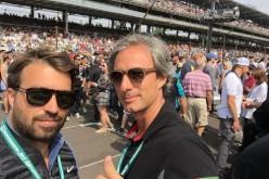 Filippo Caliceti e Gian Marco Gamberini insieme nel Campionato Italiano Sport Prototipi