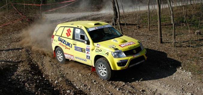 Suzuki conferma la partecipazione al Campionato Italiano Cross Country