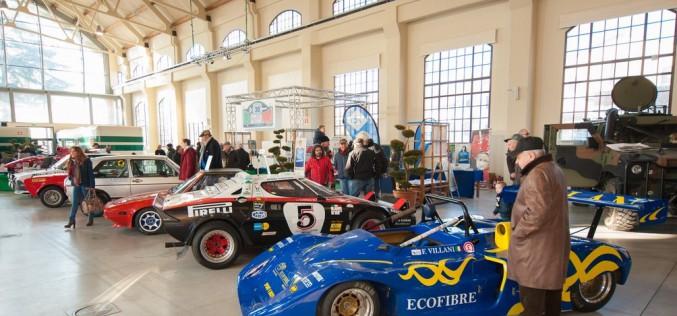 Autoexpo' 2018: a Pistoia transitano storia e passione