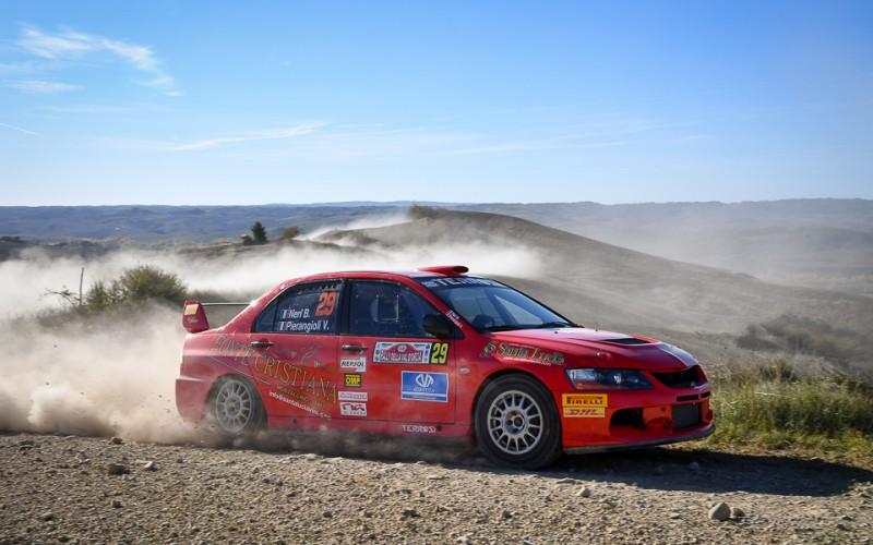 Il punto dopo tre delle cinque gare che compongono il Challenge Raceday Rally Terra 2017-2018