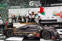 La Dallara Cadillac vince la 24 ore di Daytona 2018