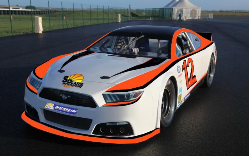 La Solaris Motorsport entra nella NASCAR Whelen Euro Series