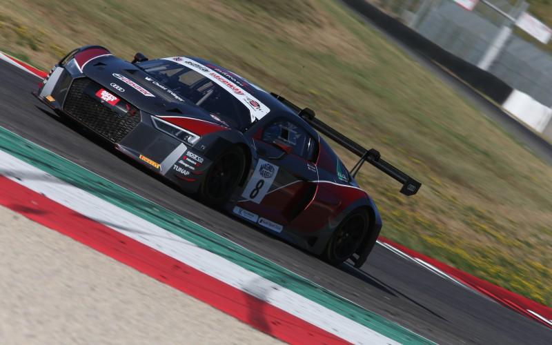 Dieci anni di matrimonio col Campionato Italiano GT3: Audi Sport Italia è il solo team in pista nel tricolore ininterrottamente dalla stagione 2009
