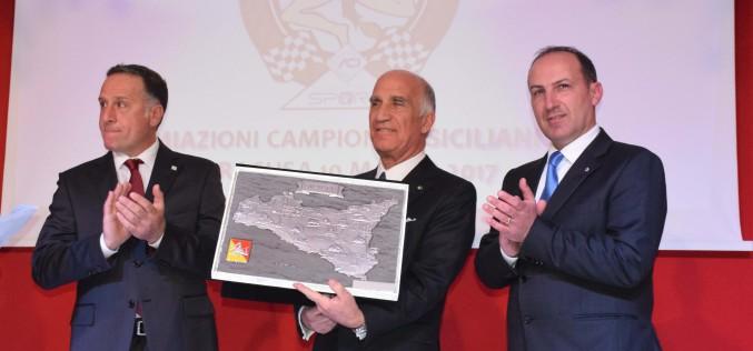 Il 2 marzo parata di stelle in onore all'automobilismo siciliano
