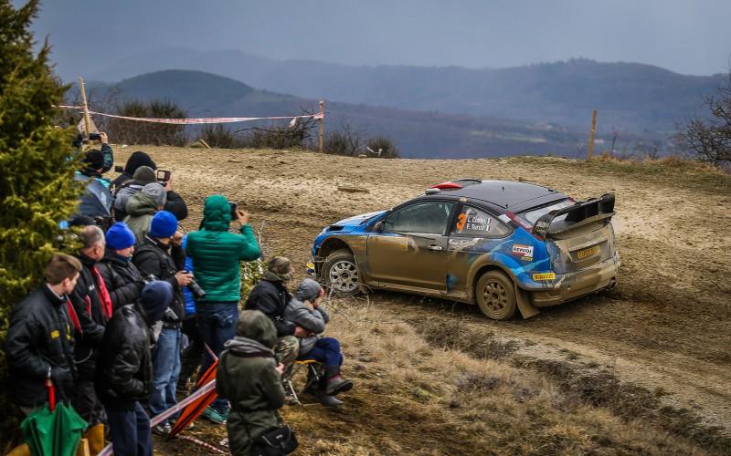 Si avvicina il 12° Città di Arezzo Rally Valtiberina, quarto appuntamento del Challenge Raceday Rally Terra 2017-2018