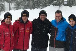 Bottarelli e Oldrati pronti per l'esordio in Svezia