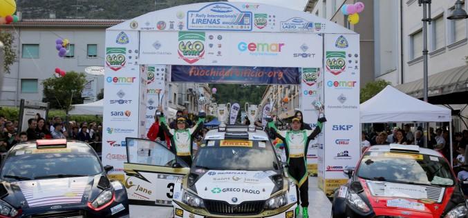 L'ottavo Rally Internazionale Lirenas è sulla rampa di lancio