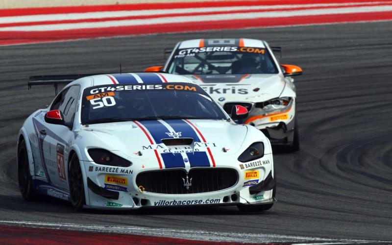 Villorba Corse al via del GT4 europeo con due Maserati