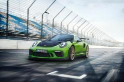 UNA CHIARA VOCAZIONE PER GLI SPORT MOTORISTICI: LA NUOVA PORSCHE 911 GT3 RS