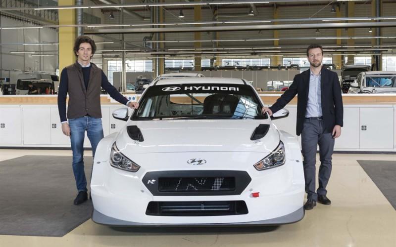 BRC Racing Team, è attacco Hyundai al TCR Italy con Eric Scalvini e Federico Paolino