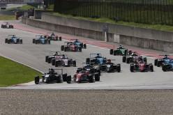 Successo di squadre e piloti al via dell'Italian F.4 Championship Powered by Abarth 2018