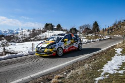 Trofei Renault Rally: Ferrarotti e Pisani svettano nel primo round stagionale del Ciocco