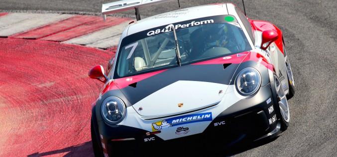 Berton con AB Racing nella Carrera Cup Italia