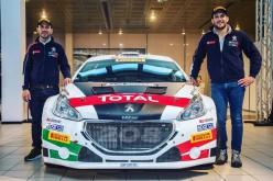 Pollara e Ciuffi i giovani piloti CST Sport nel Tricolore Rally