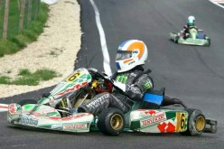 Lorenzo Mariani protagonista nel Campionato Italiano Karting 2018