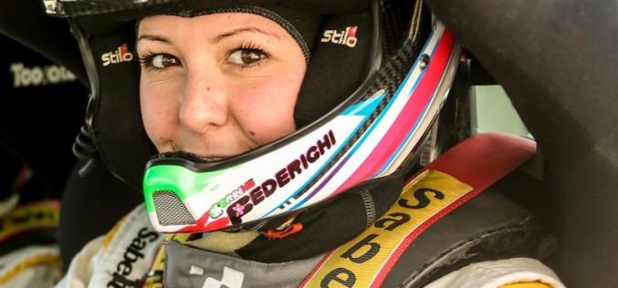 """Al """"via"""" la stagione 2018 di Corinne Federighi: attesa protagonista al Rally Cefalù Corse alle note di Marco Runfola"""