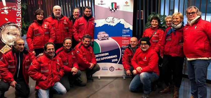 Il Criterium dell'Appennino, una nuova idea della Scuderia Nettuno per incentivare la partecipazione alle gare di regolarità