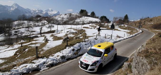 Suzuki Rally Trophy, la prima è di Simone Rivia