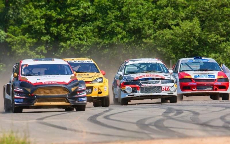 Scatta il Campionato Italiano Rallycross 2018