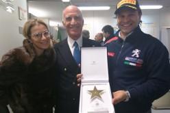 ACI Sport premia Paolo Andreucci con la Stella dei Dieci Titoli