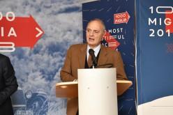 A Ginevra la presentazione della 1000 Miglia 2018: 450 equipaggi dai 5 continenti