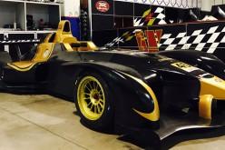 Ecco la prima foto ufficiale della Wolf Thunder per il Campionato Italiano Sport Prototipi.