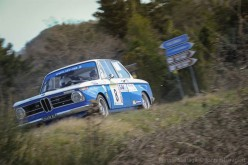 L'Historic Rally Vallate Aretine apre la stagione Tricolore