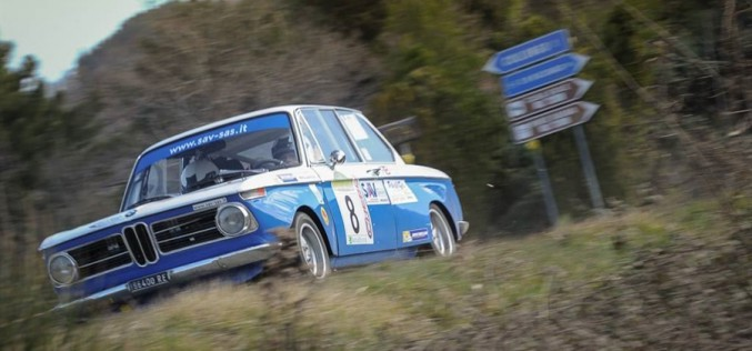 L'Historic Rally Vallate Aretine apre la stagione Tricolore