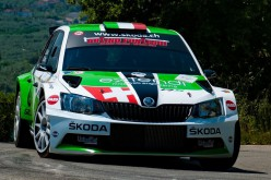 Con Luca Artino il team Skoda Swiss Motorsport pronto all'avventura tricolore