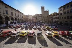 Presentata l'8^ edizione dell'Historic Rally Vallate Aretine