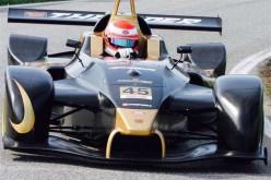 Test in pista per la Wolf Thunder del Campionato Italiano Sport Prototipi