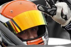 Simon Hultén, sventola la bandiera svedese nel Campionato Italiano Sport Prototipi.