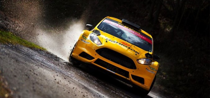 Plus Rally Academy al via del Campionato Italiano Rally