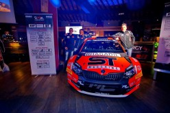 Rudy Michelini lancia la sfida al Cir 2018 con la Skoda Fabia R5