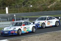 Autorlando schiera due Porsche 997 nella classe GT4