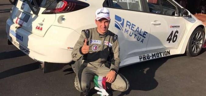Davide Nardilli, dopo il debutto il TCR Italy è ora a tempo pieno con la Civic di MM Motorsport