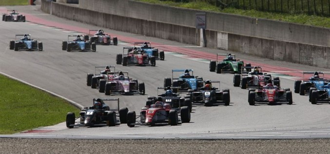Italian F4 Championship Test collettivo Adria: modifica data