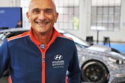 Anche Gabriele Tarquini alla presentazione del BRC Racing Team in diretta streaming sabato 10 marzo.