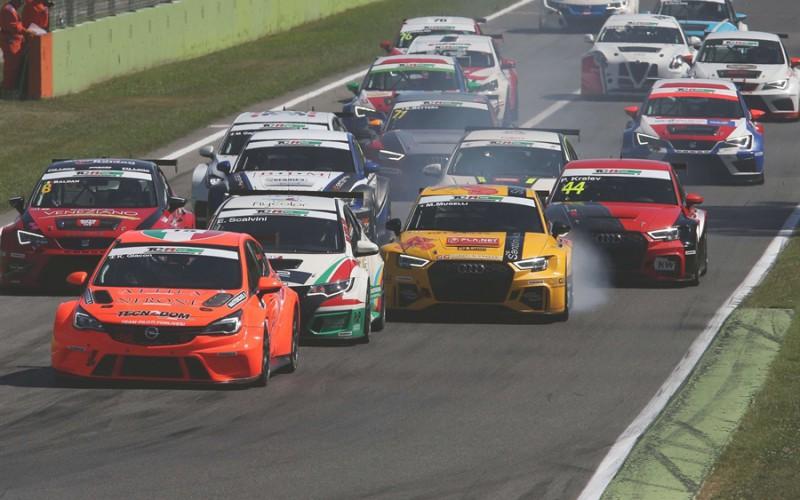 Anche quest'anno su Sportitalia le telecronache di tutte le gare del TCR Italy