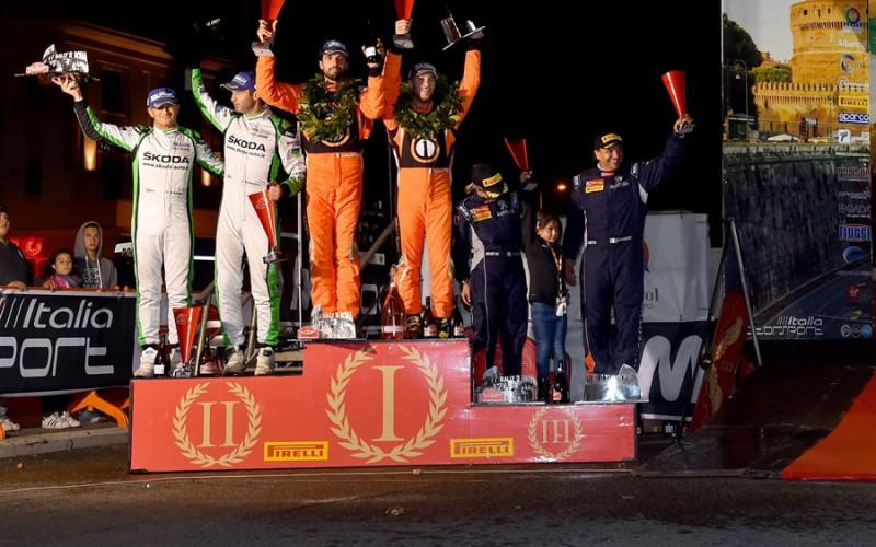 Campionato Italiano Rally 2018. Aspettando il Rally del Ciocco