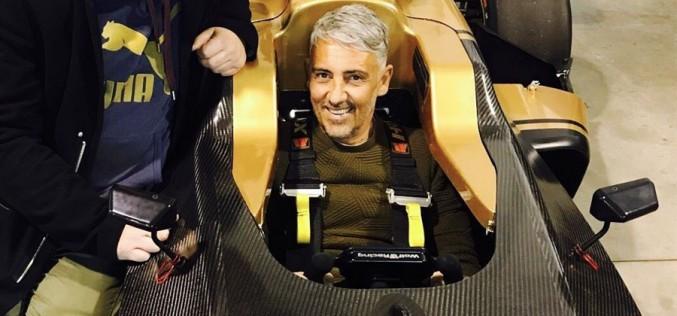 Davide Uboldi, con BF Motorsport il clamoroso ritorno nel Campionato Italiano Sport Prototipi.
