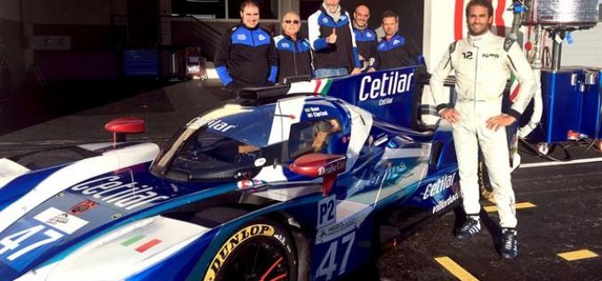 Felipe Nasr il nuovo pilota sulla Dallara di Cetilar Villorba Corse