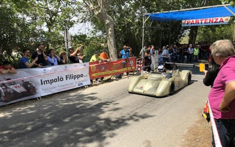 Allo Slalom Torregrotta-Roccavaldina si impone Castiglione su Radical