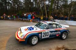 Vittoria di Lucio Da Zanche e Daniele De Luis al Sanremo Rally Storico