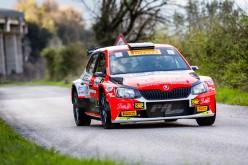 8° Rally Internazionale Lirenas-Eco Liri: vittoria-bis per Rossetti-Mori su Skoda Fabia R5
