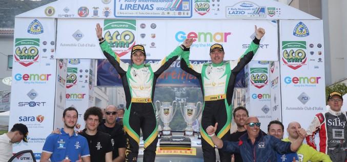 """8° Rally Internazionale Lirenas-Eco Liri: tanti i """"nomi"""" in gara"""
