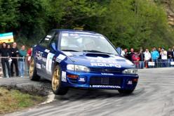 XRACE Sport riporta ai rallies Daniele Bandieri