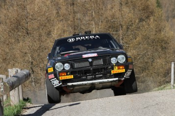 "8° Valsugana Historic Rally: è poker per ""Lucky"" e Cazzaro"