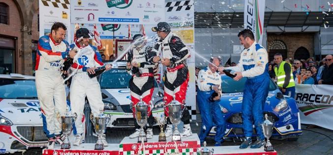 Si sta avvicinando la decima edizione del Liburna Terra primo appuntamento del Campionato Italiano Rally Terra